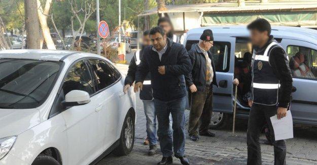 Sedat Laçiner gözaltına alındı!