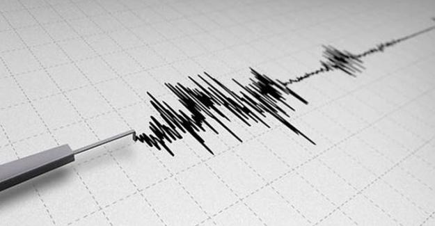 İstanbul'da meydana gelen deprem korkuttu!