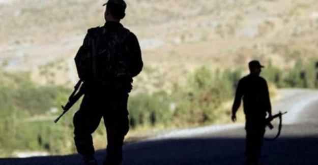 Şırnak Cizre'de bir uzman çavuş şehit oldu