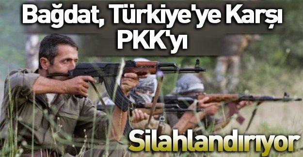 Şok iddia! 'Maliki PKK'ya silah verdi!'