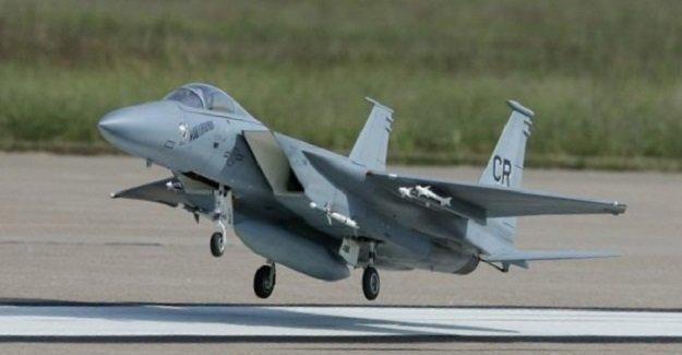 SON DAKİKA: ABD İncirlik'teki F-15'leri çekiyor!