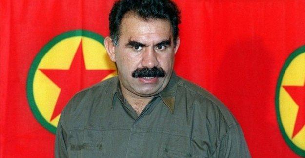 Terörist başı Abdullah Öcalan'dan PKK'yı eleştirdi