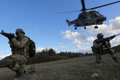 TSK'dan Askeri Personele Rusya Yasağı