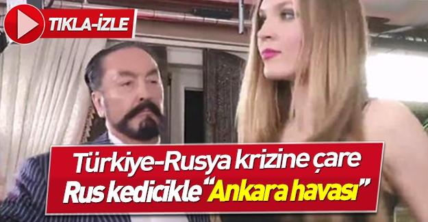 Türkiye ile Rusya arasındaki arabulucu bulundu! TIKLA-İZLE