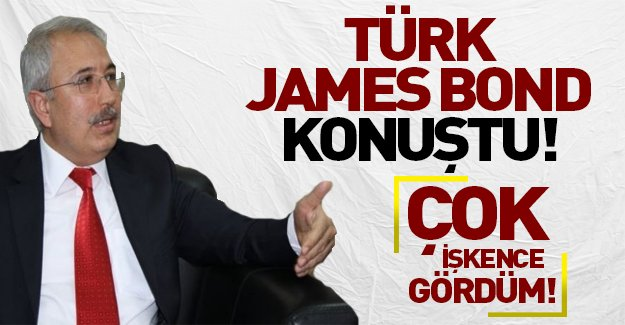 Türkiye'nin James Bond'u Almanya'daki hapis hayatını ve olayı iç yüzünü anlattı!