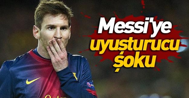Uyuşturucu baronları Messi'nin peşini bırakmıyor!
