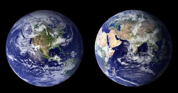 Uzmanlara göre insanoğlu Dünya'nın dönüş hızını yavaşlattı!
