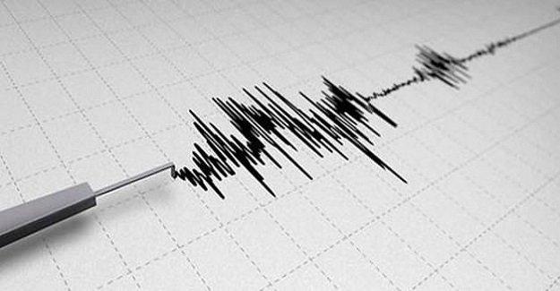 Van yine sallandı! Depremin şiddeti 3.2