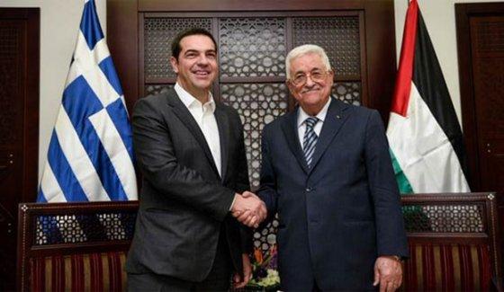 Yunanistan'dan Filistin adına tarihi karar!