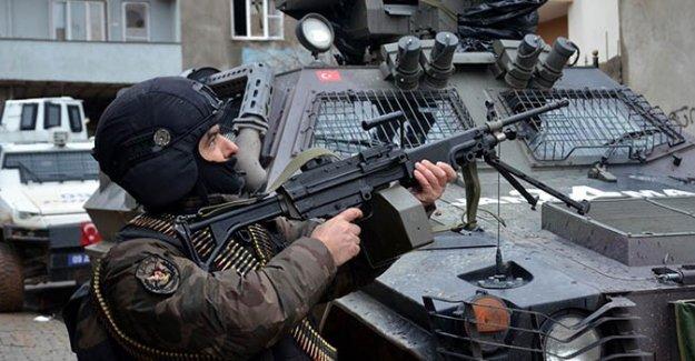 58 PKK'lı kıskıvrak yakalandı!