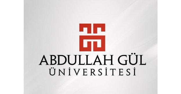 Abdullah Gül Üniversitesi hendekçi akademisyeni kovuyor
