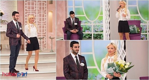 Ali Haydar Özlem Demir aşkı bitti mi? Esra Erol'la Evlen Benimle programında şok gelişme (08.01.2016) İkilinin aşkı reklam mıydı?