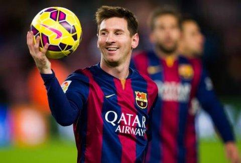 Altın Top Ödülü'nü bu kez Messi kazandı