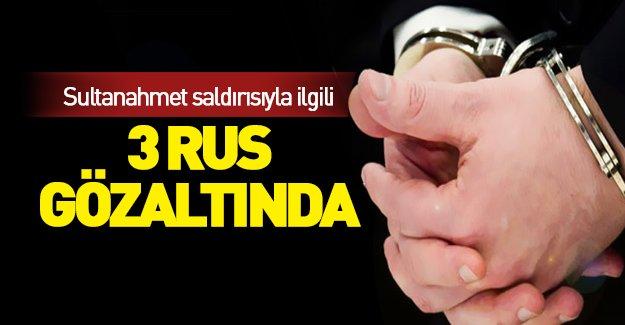 Antalya'da IŞİD operasyonu! 3 Rus gözaltına alındı!