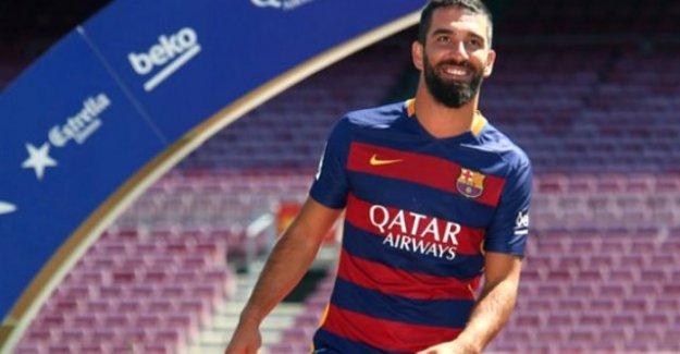Arda'ya Barcelona'dan kötü haber!