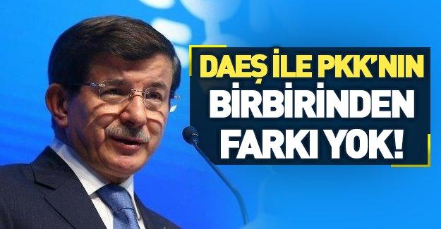 Başbakan Davutoğlu Dünya Ekonomik Forumu'nda konuştu!