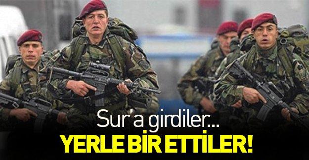 Bordo Bereliler PKK'yı kalbinden vurdu!