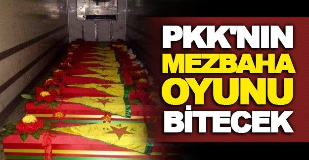 PKK'nın mezbaha oyunu nasıl bitecek?