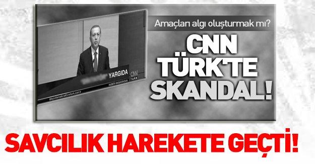 CNN Türk'e soruşturma!