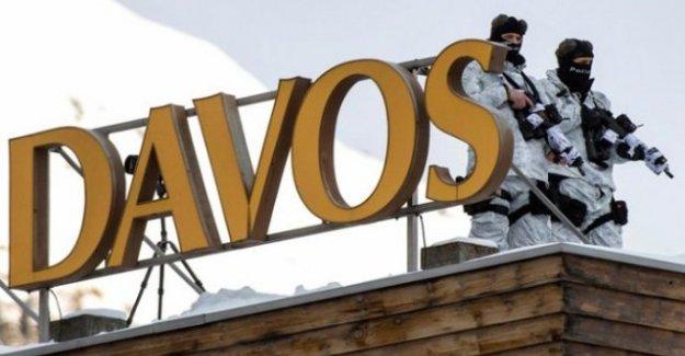 Davos'a bomba tehtidi!