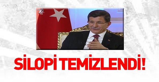 "Davutoğlu: ""Silopi temizlendi"""