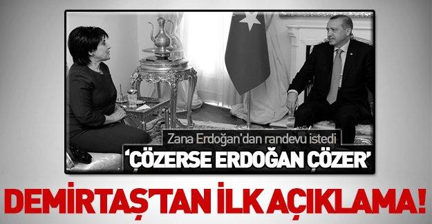 Demirtaş'tan Leyla Zana açıklaması