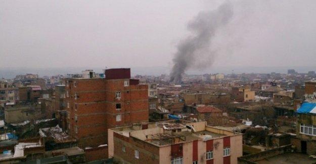 Diyarbakır Sur'da sıcak çatışma: Yaralılar var!