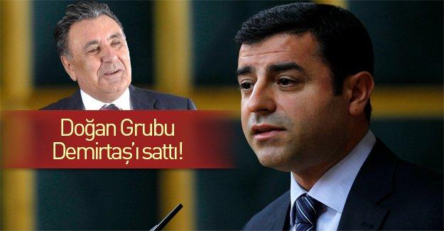 Doğan Grubu HDP'yi sattı!