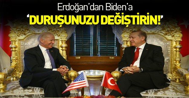 Erdoğan Biden görüşmesinde neler yaşandı!