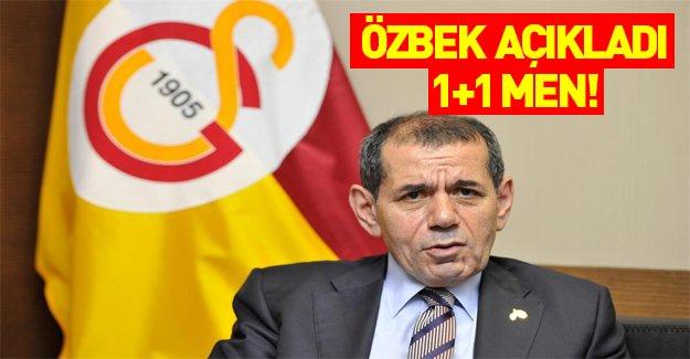 Galatasaray Başkanı Dursun Özbek'ten flaş açıklamalar!
