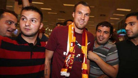 Galatasaray Grosskreutz için anlaştı