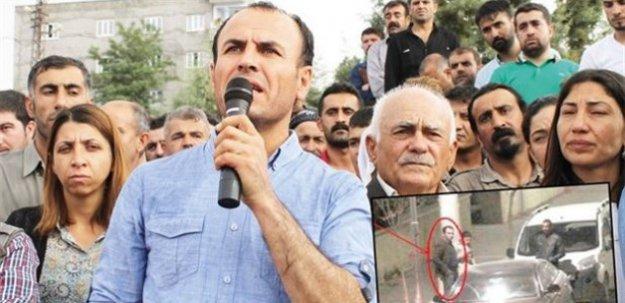 HDP'li vekil PKK'lıları kaçırmaya çalıştı