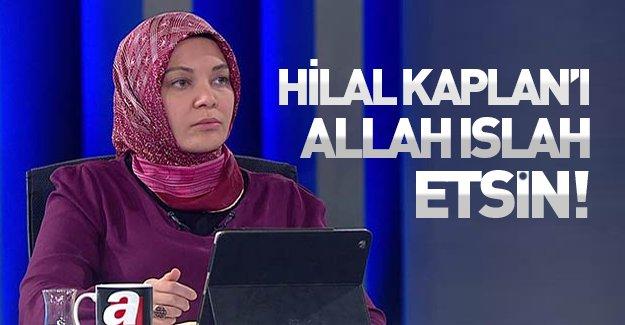 """Hüseyin Hatemi: """"Allah ıslah etsin"""""""