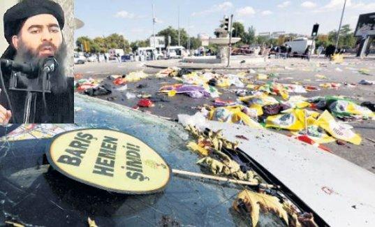 IŞİD'den Türkiye'ye yeni saldırı emri!