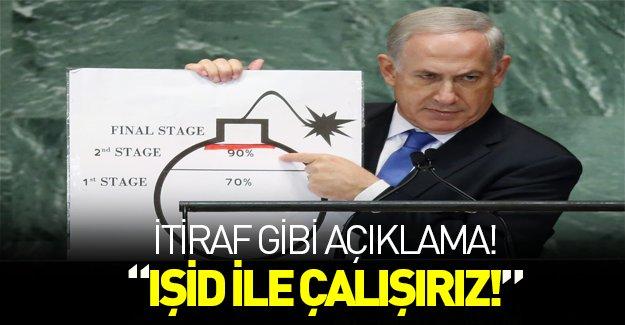 İsrail'den şok açıklama: IŞİD'le çalışabiliriz
