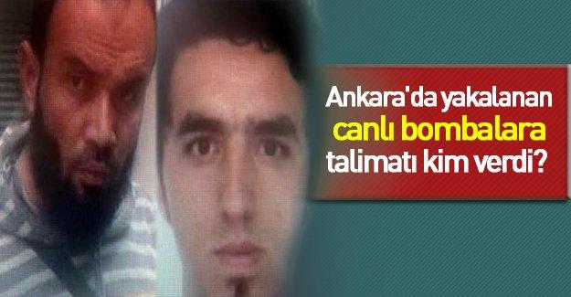 İşte Ankara'da yakalanan 2 canlı bombanın görüntüleri