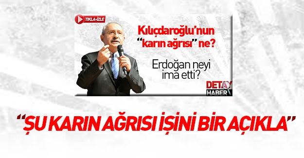 Kılıçdaroğlu'nun 'karın ağrısı' ne? CHP lideri Erdoğan'a süre verdi...