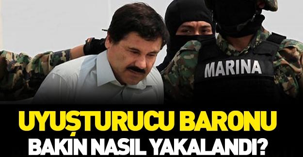 Meksikalı uyuşturucu baronu yakalandı