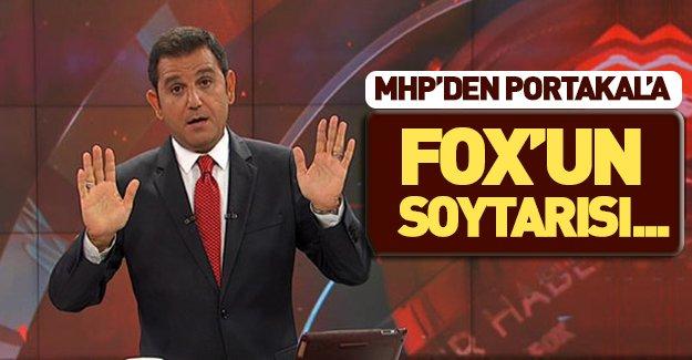 MHP'den Fatih Portakal'a sert sözler