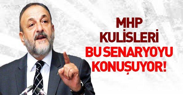 MHP kulislerinde deprem etkisi yaratan o senaryo!