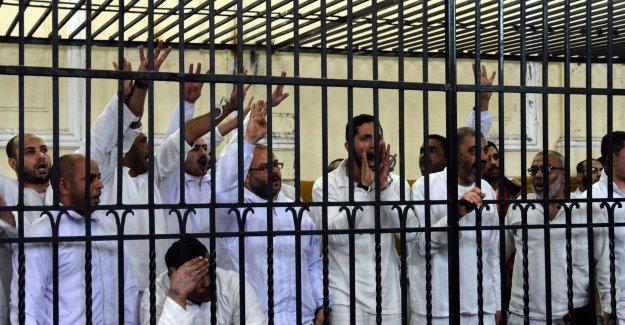 İhvan yöneticilerinin idam kararı iptal edildi!