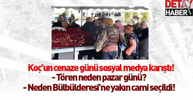 Mustafa Koç'un cenazesi Ak Partilileri ikiye böldü! Koç neden pazar günü toprağa verildi?
