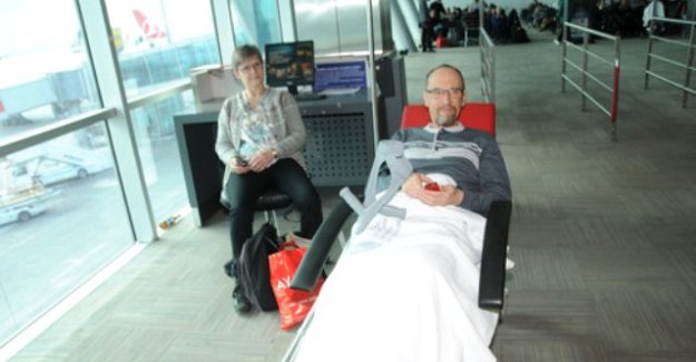 Norveçli turistten ders veren açıklama