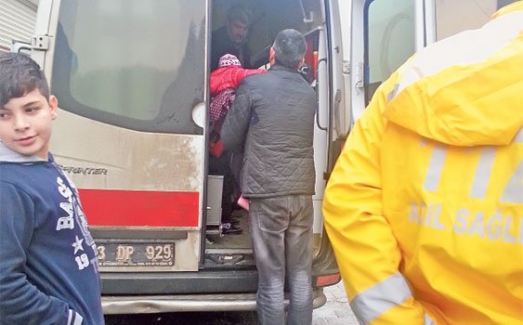 'Özyönetimden' ambulanslarla kaçış!