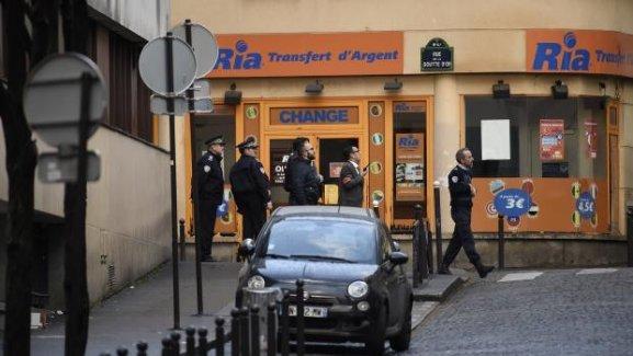 Paris'te terör alarmı!