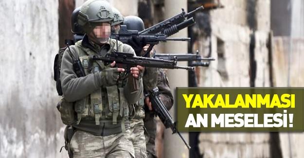 PKK'lıların kaçacakları yeri kalmadı!