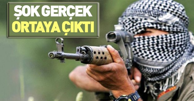 PKK'nın keskin nişancıları hakkında çarpıcı iddia
