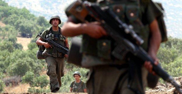 PKK'ya karşı 'tam saha pres' yapılacak