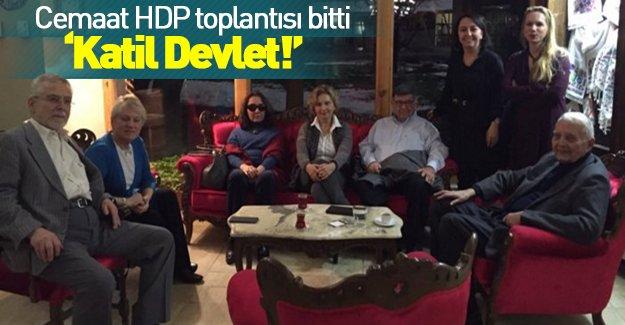 PKK'ya toz kondurmadan 'katil devlet' dediler!