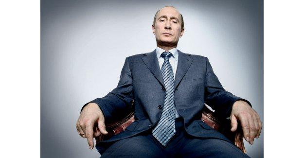 Putin, İsrail'de yılın adamı seçildi